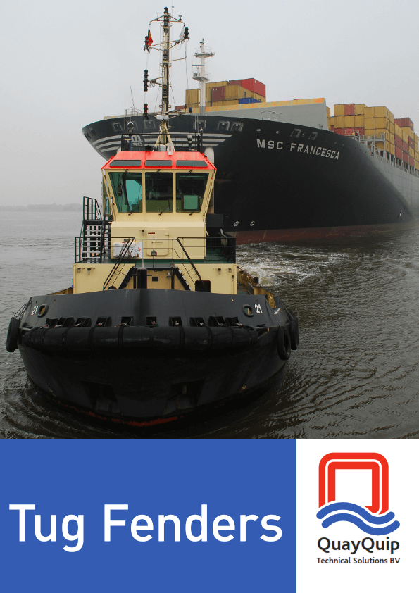 QuayQuip TS - Catalogue Tug Fenders English
